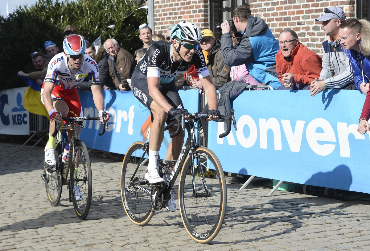 Terpstra and Kristoff Away
