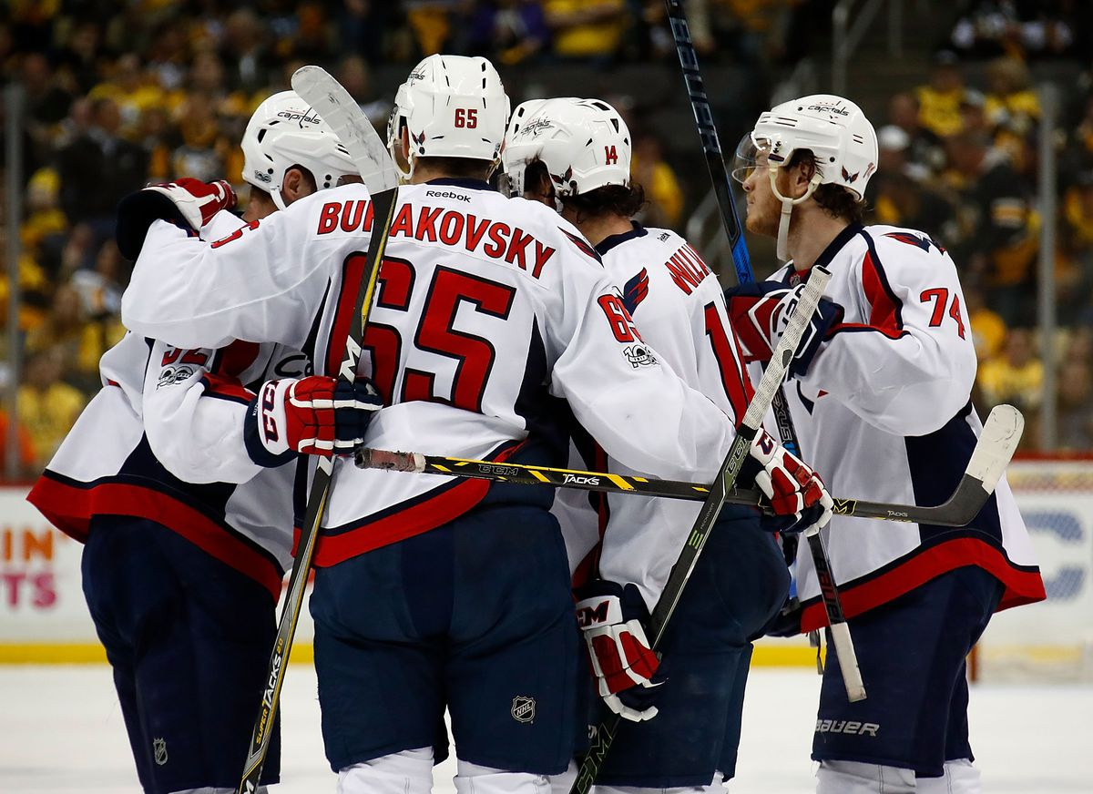 A history of Capitals playoffs failures in the Alex Ovechkin era ... 3fcb67bd7486