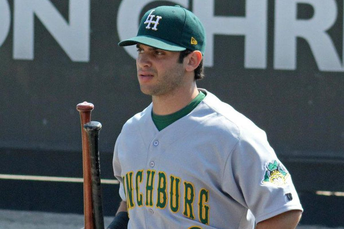 Tommy LaStella notched the game-winning RBI for Scottsdale last night.