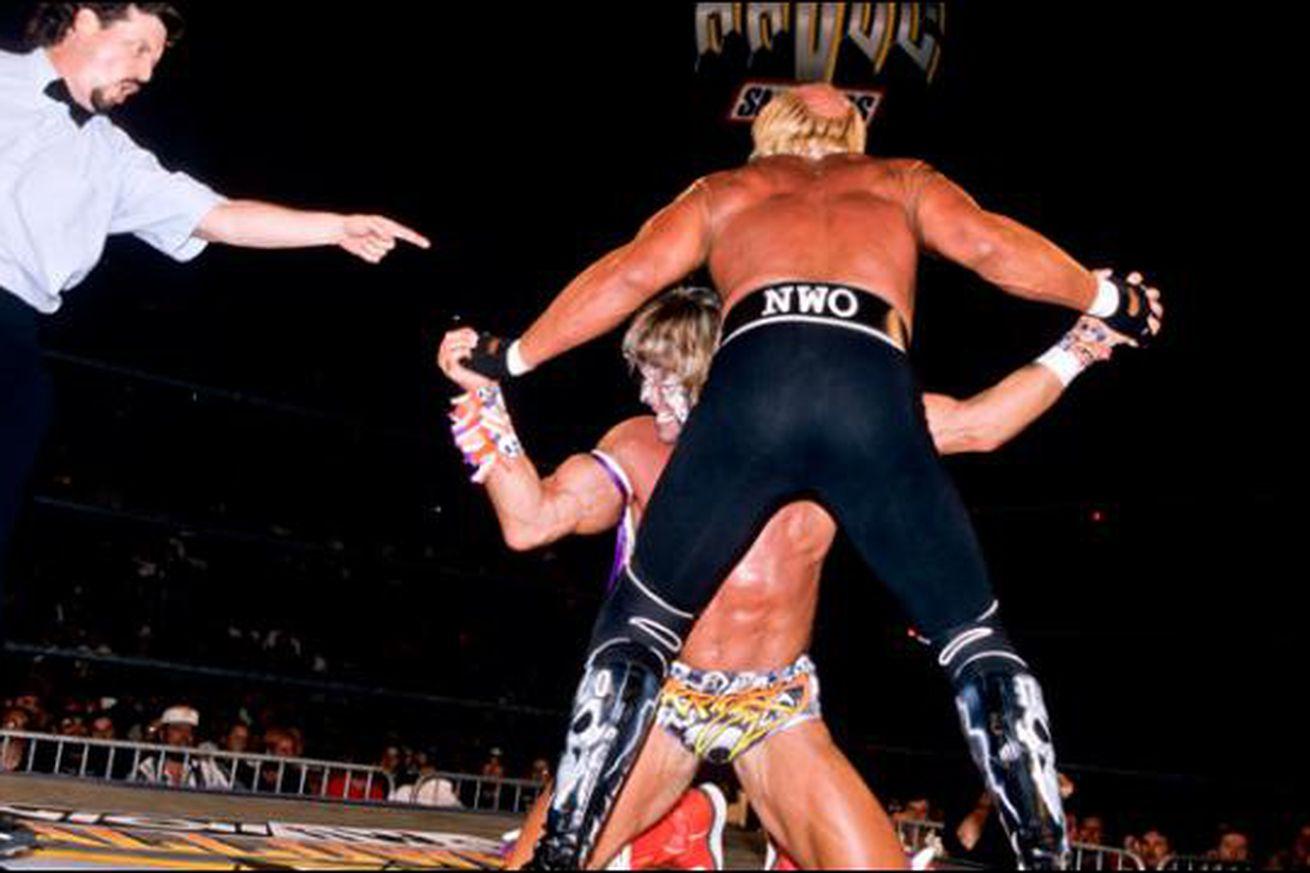 Retroactive Reconstruction: Hogan vs Warrior, the REMATCH - Cageside Seats