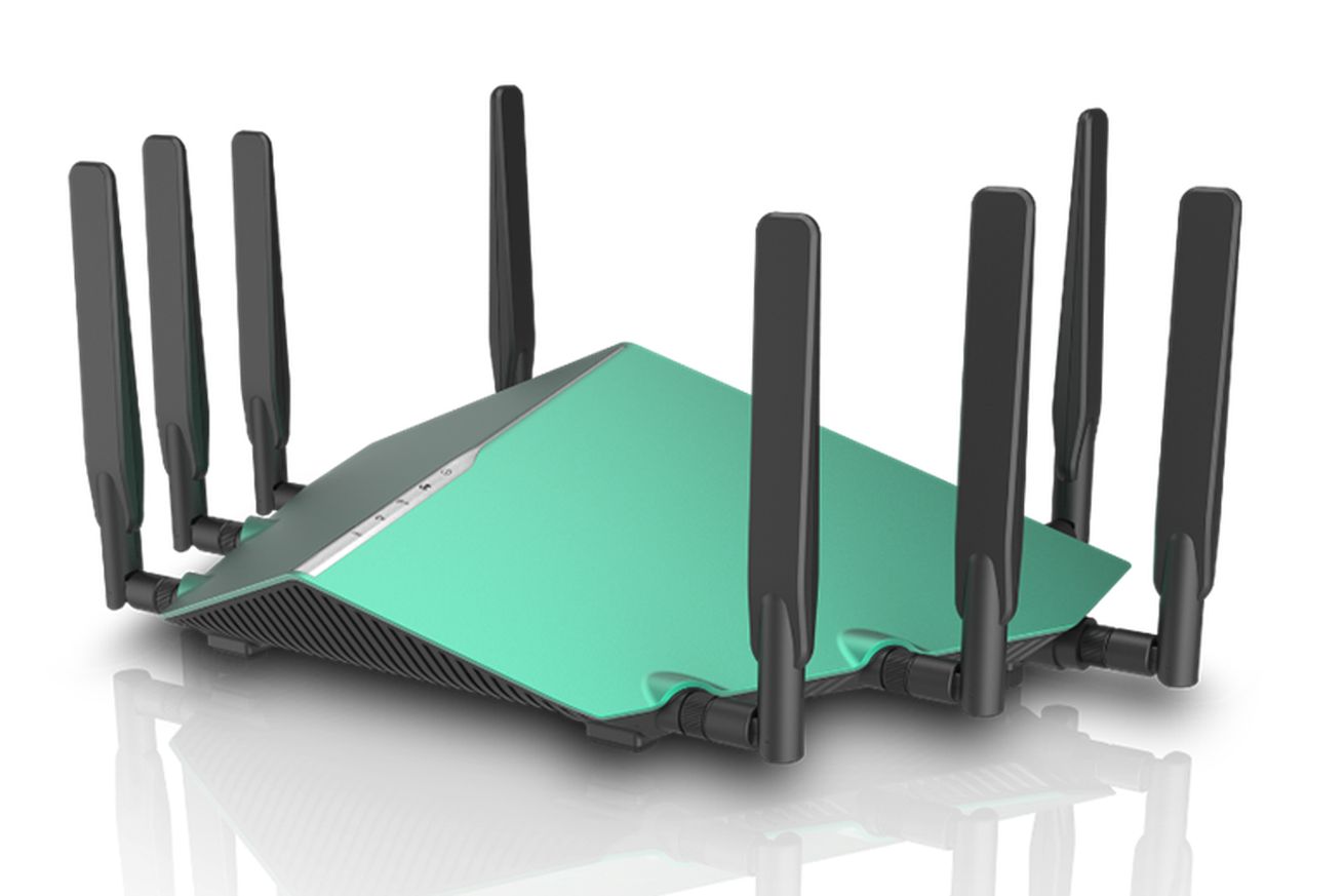 d link is the latest company to get an early start on 802 11ax routers