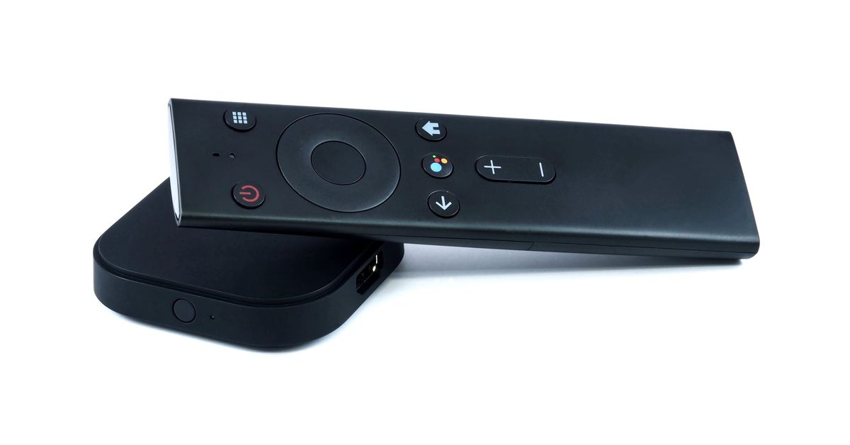 Google built its own tiny HDMI 2.1 box to jump-start 'the next generation of Android TV'