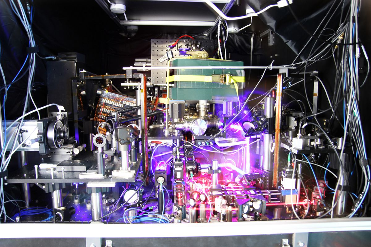 nist atomic clock (ye group and baxley/jila)