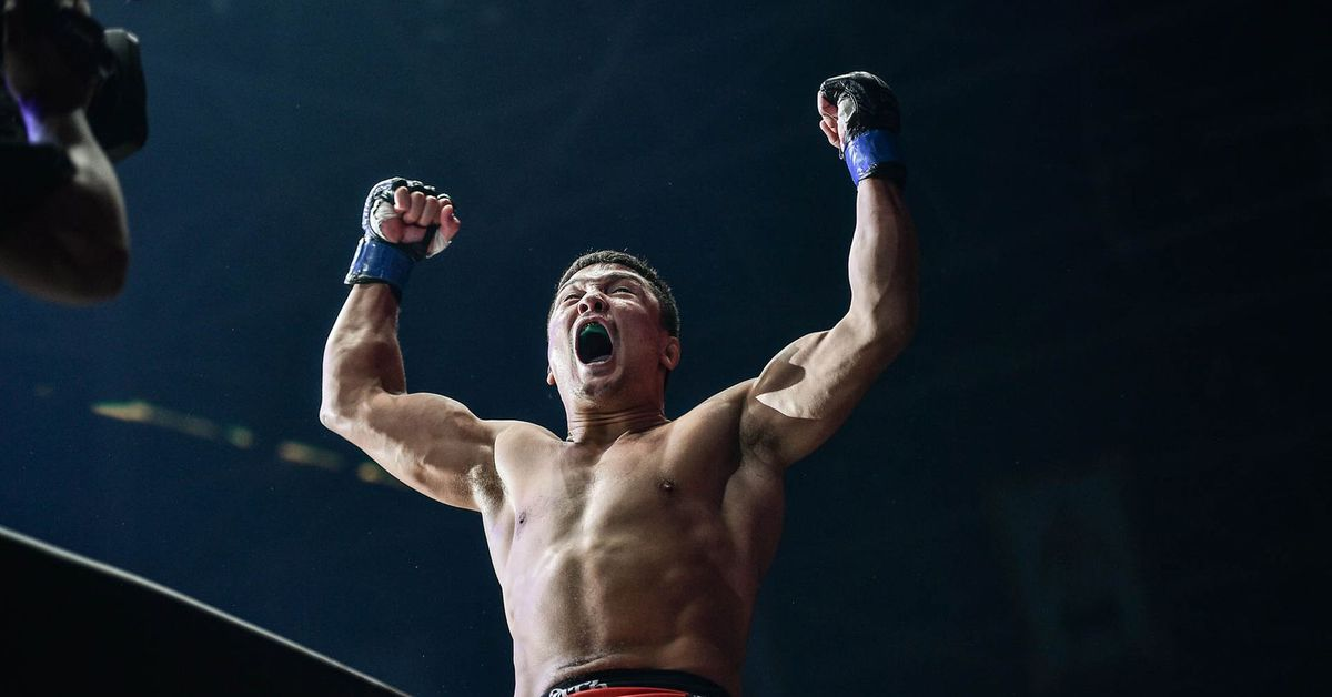 Timofey Nastyukhin embraces his role as one of MMA's best kept secrets
