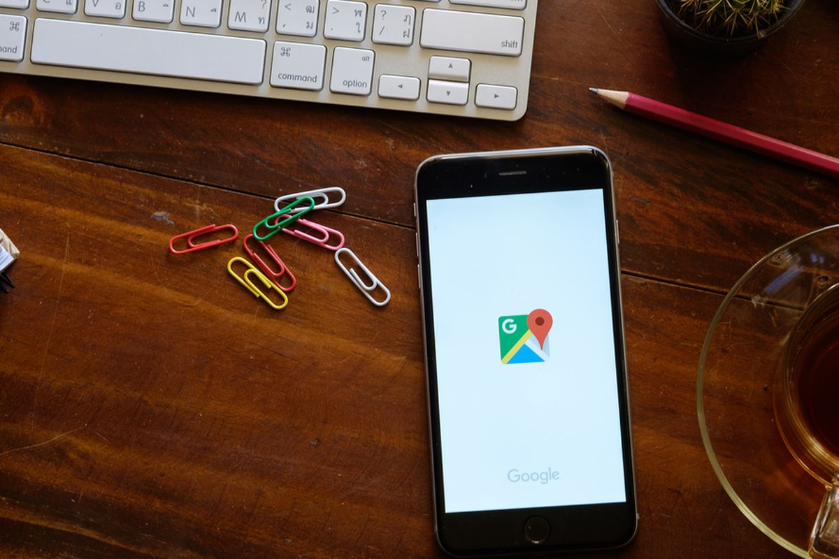 You May Own Apple's Phone, but You're Using Google's Apps