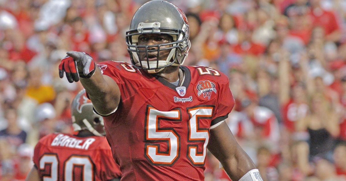 What if the Bucs had never landed Derrick Brooks?