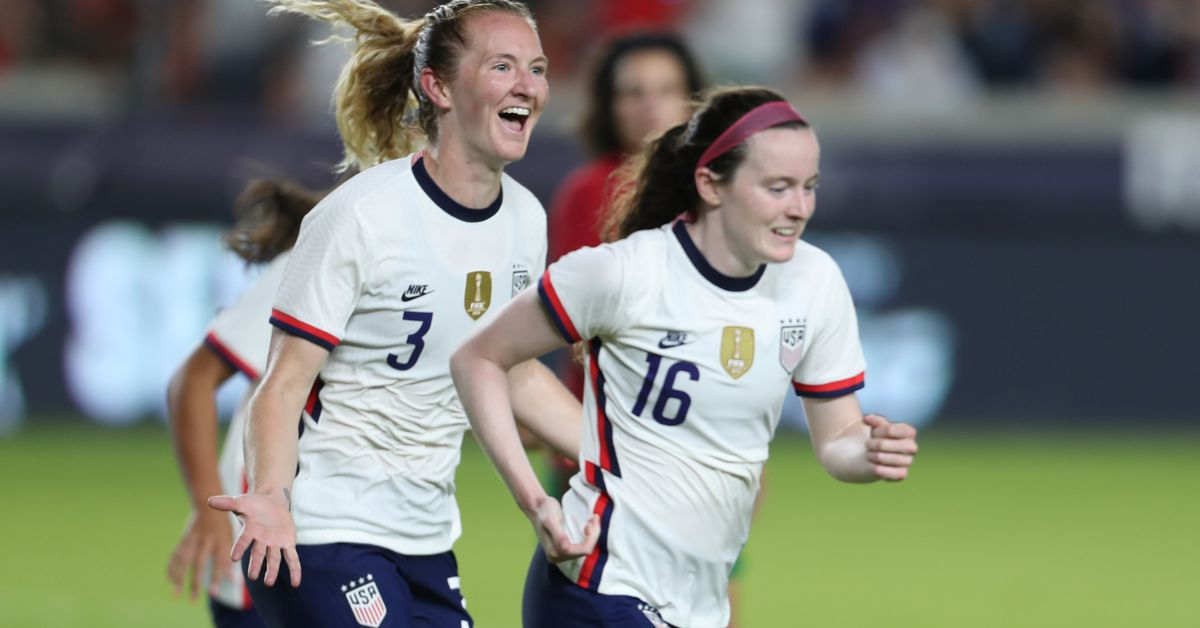 USWNT vs. Jamaica, 2021 Summer Series: What to watch for - Stars and Stripes FC