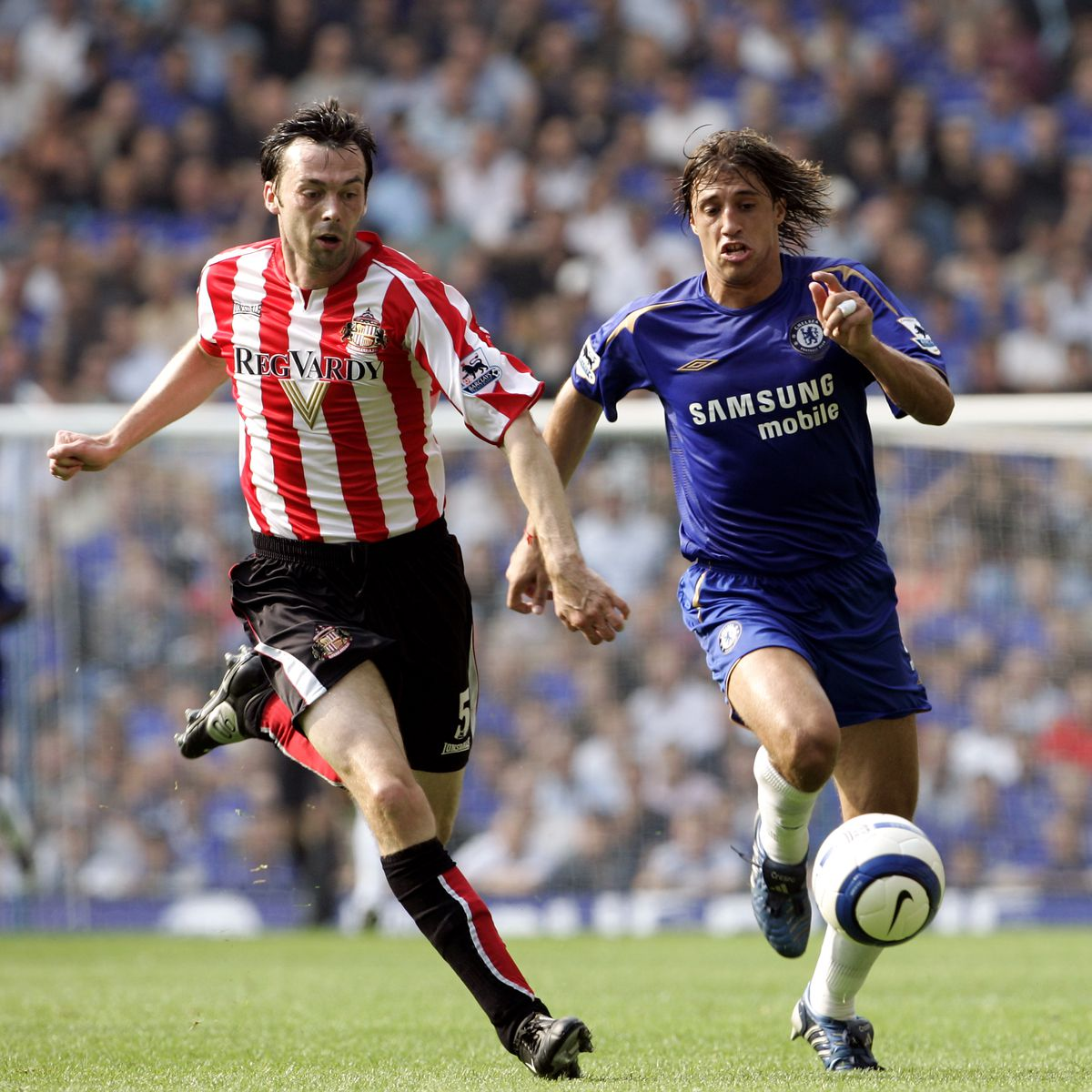 Soccer - FA Barclays Premiership - Chelsea v Sunderland - Stamford Bridge
