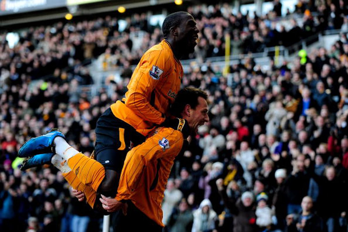 Hull City vs. Wolverhampton Jan 30th  Photo courtesy of Getty Images