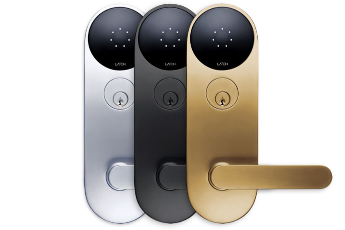 The Latch Smart Lock Wants To Open Every Door In Your