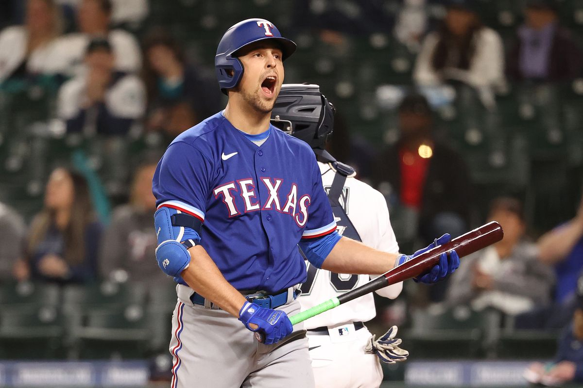 Texas Rangers v Seattle Mariners