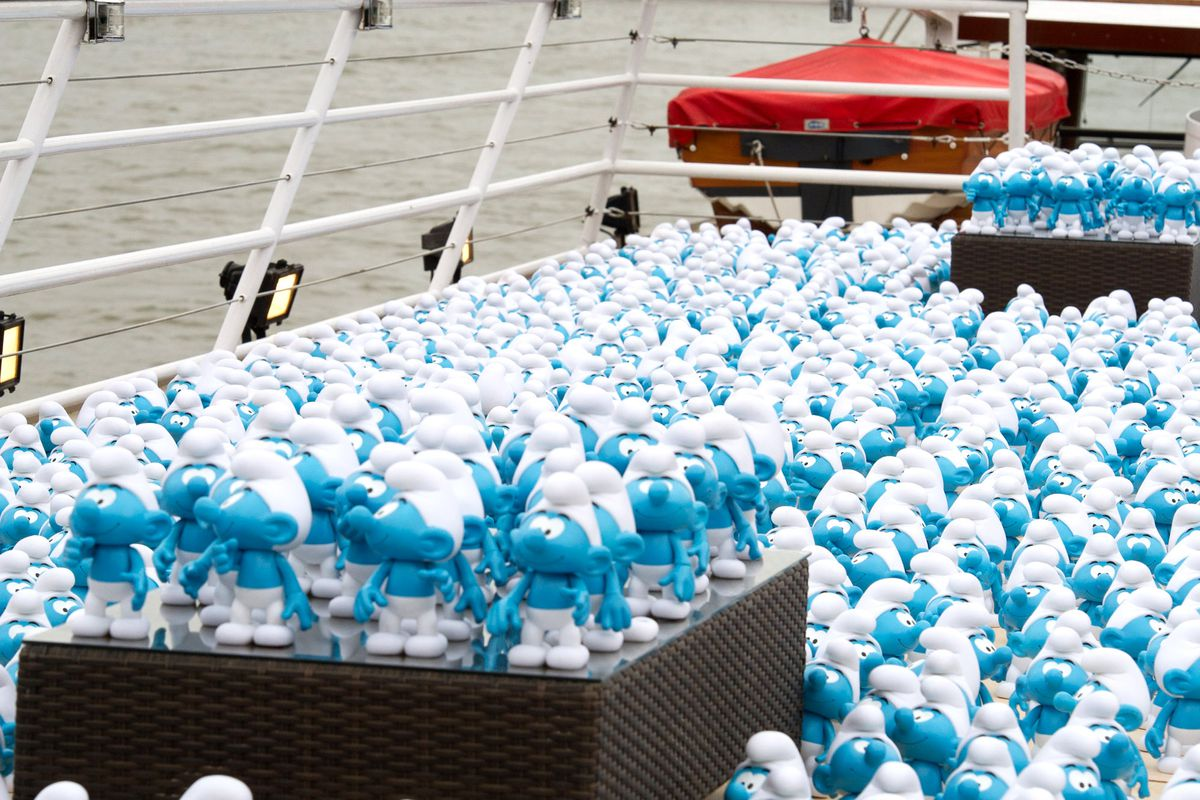 Countries Around The World Celebrate Global Smurfs Day With Smurfy Events Across The Globe