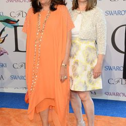 Fern Mallis and guest