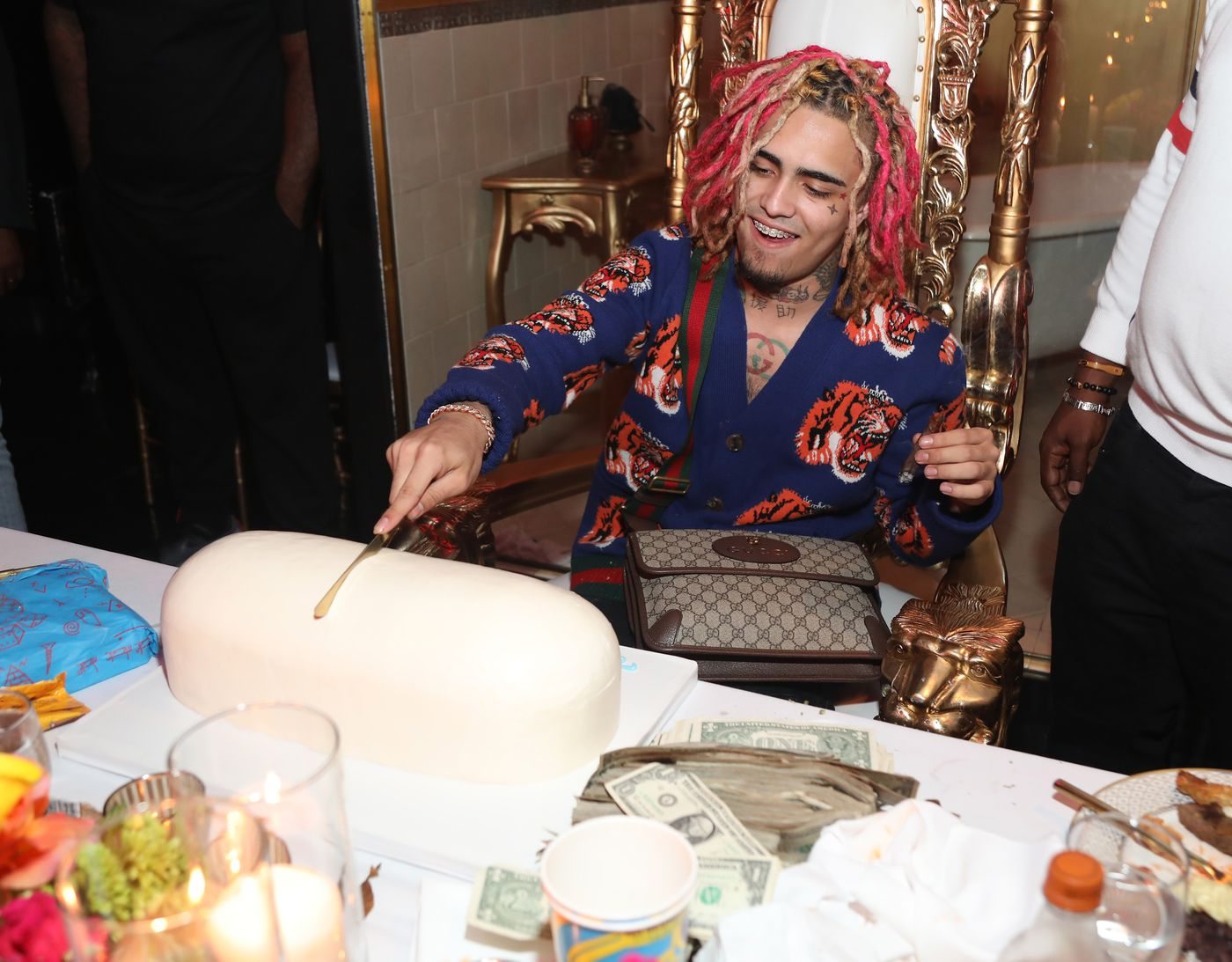 198d45820 Lil Pump Loves Gucci, and His Teen Fans Are Buying In - Racked