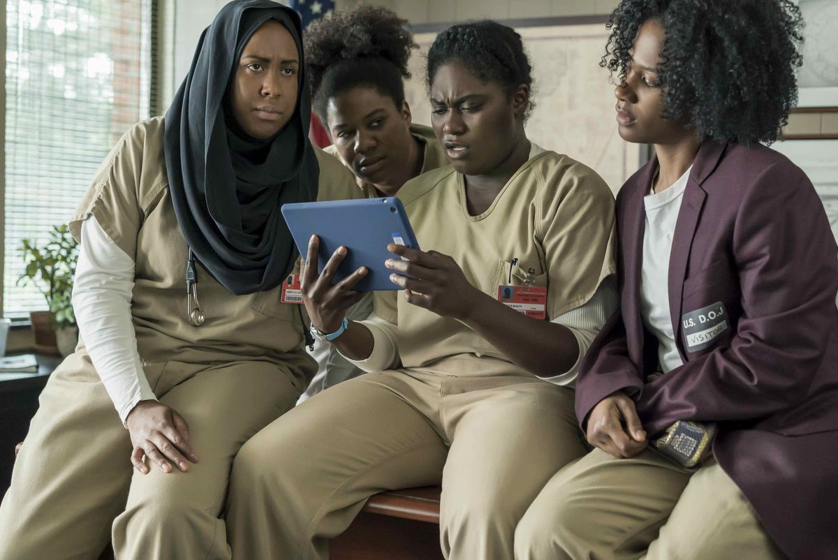 Orange Is The New Black Season  Review A Staggeringly Ambitious