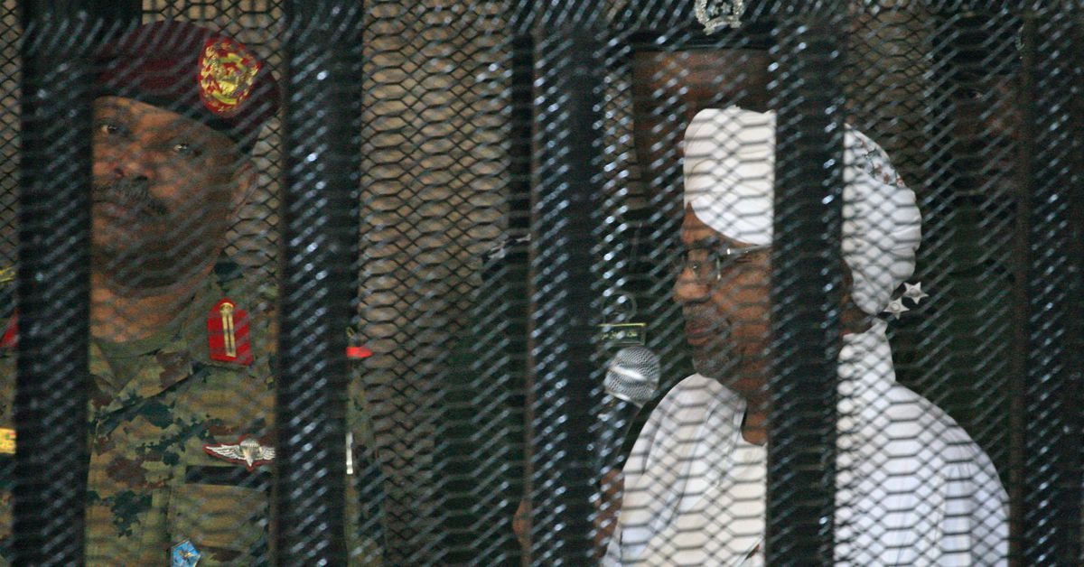 Sudan signs power-sharing deal as its former dictator goes to trial