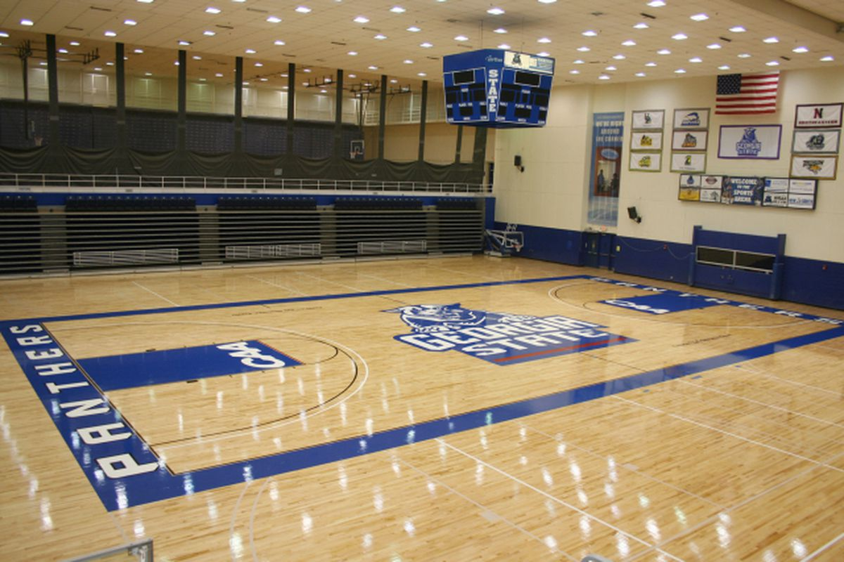 Georgia State Sports Arena is ready for an infusion of energy. Photo Courtesy of GSU Sports Communications.
