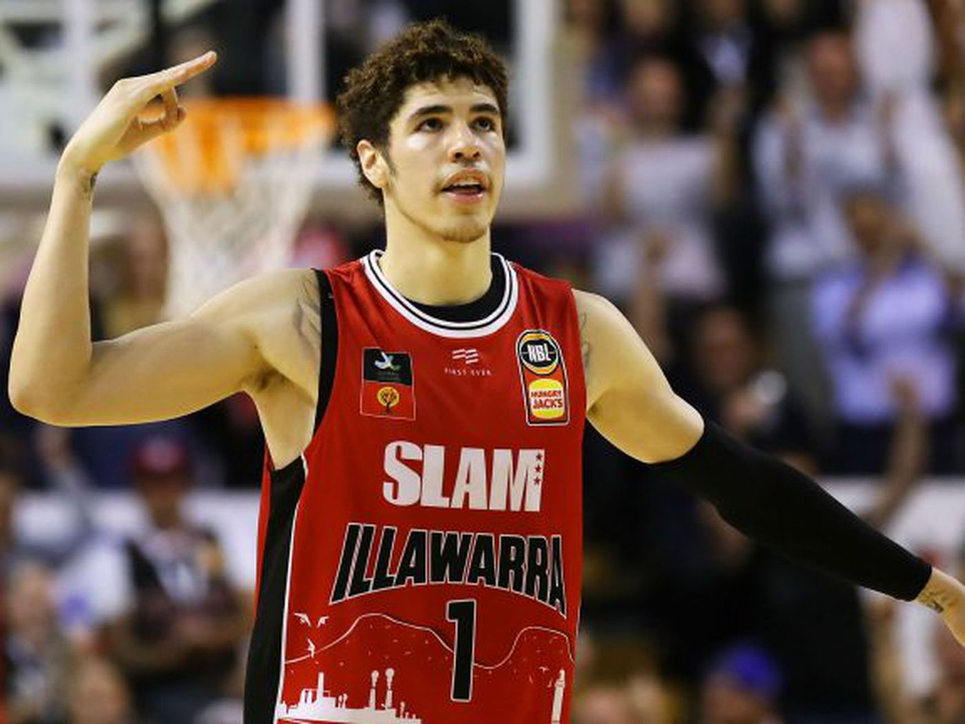 Know The Prospect Lamelo Ball Part 1 Posting And Toasting
