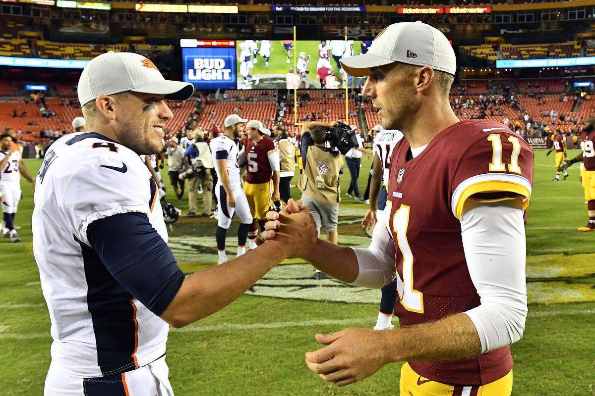 NFL: Denver Broncos at Washington Redskins