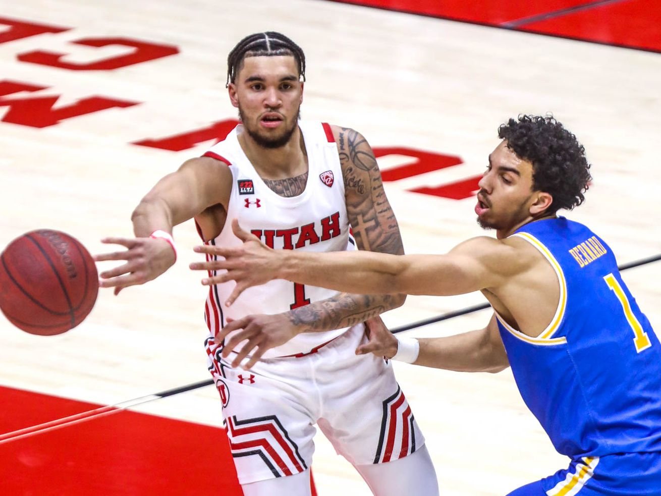 3 keys in the Utah Utes' 76-61 loss to the UCLA Bruins
