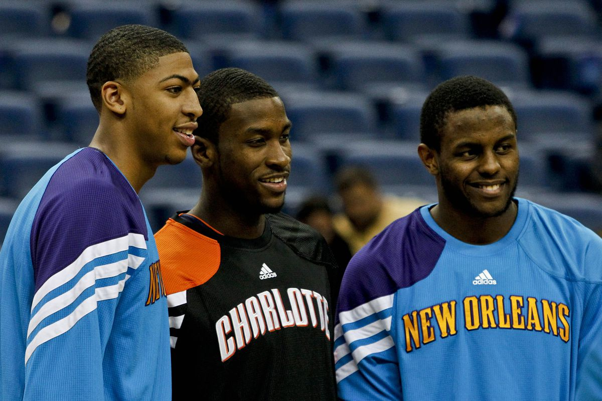 Darius, Anthony, and MKG all together again.