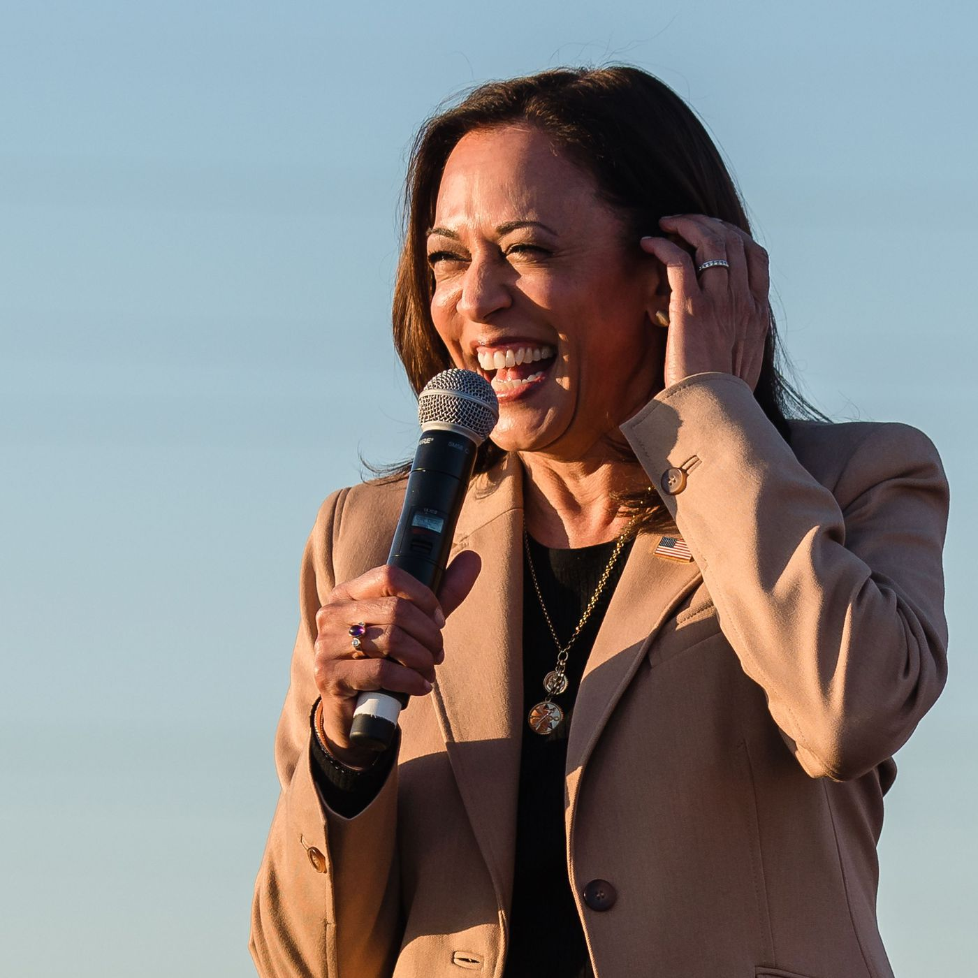 Kamala Harris Becomes First Black Woman South Asian Elected Vp Chicago Sun Times