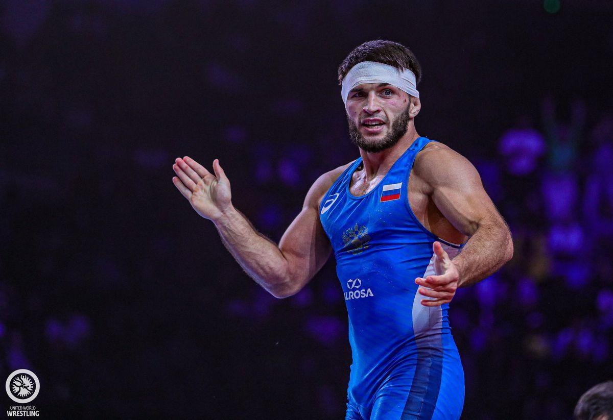Gadzhimurad Rashidov