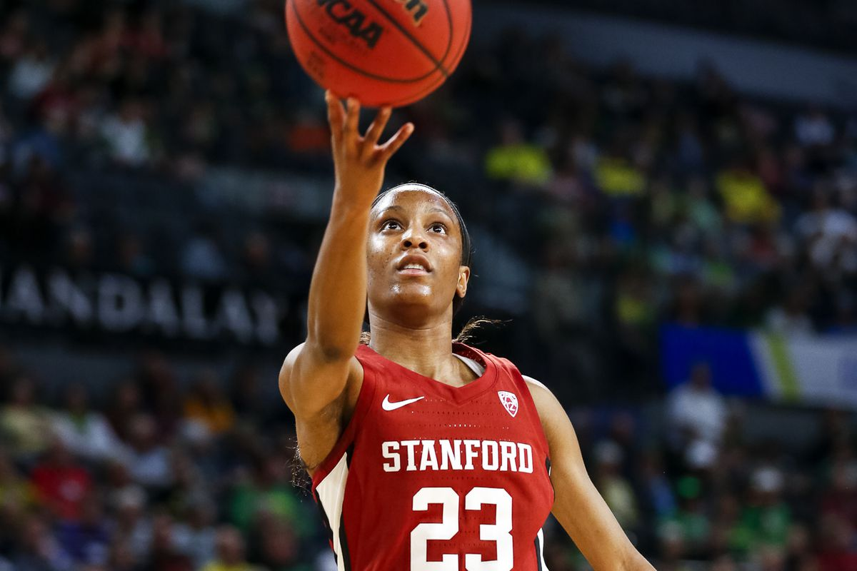 NCAA Womens Basketball: Pac-12 Conference Tournament-Stanford vs UCLA