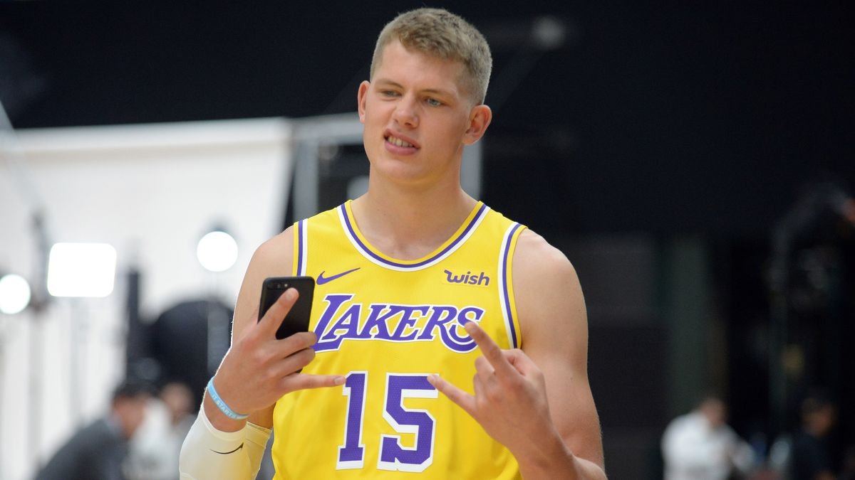 fcd98137e3a Lakers working to trade Moe Wagner, Isaac Bonga, Jemerrio Jones to open up  space for third max free agent