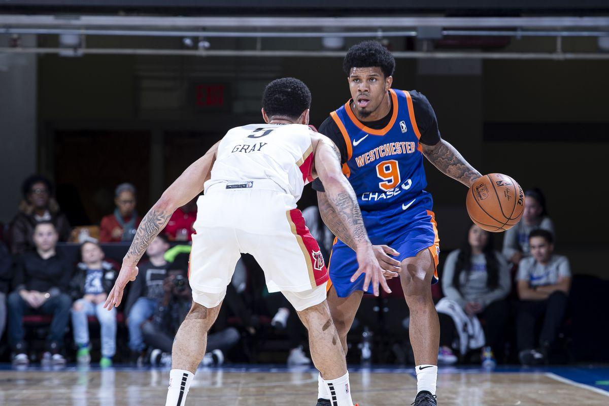 Westchester Knicks v Erie BayHawks