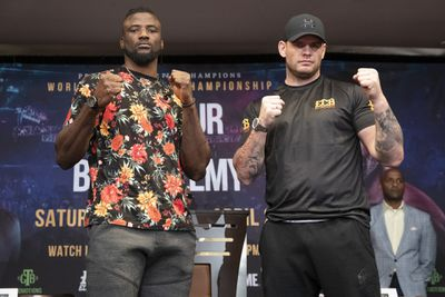 009 Efe Ajagba x Michael Wallisch - Easter-Barthelemy: Final press conference quotes