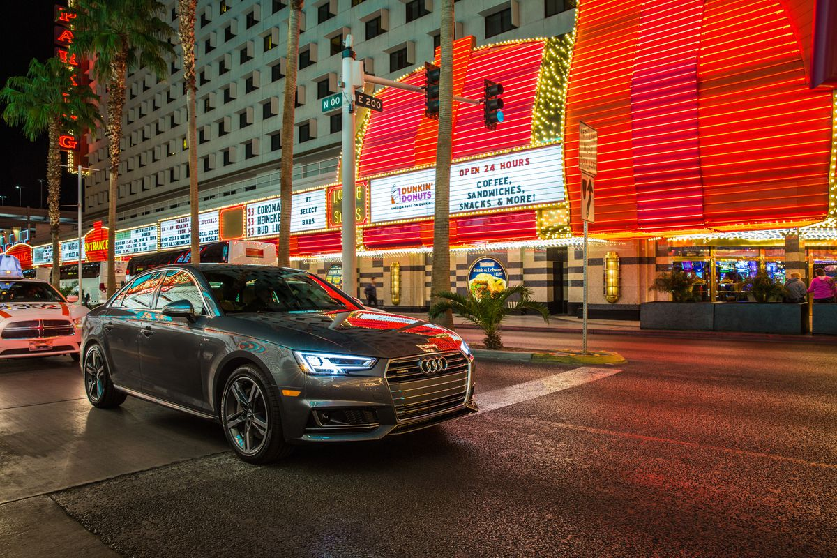 This Audi knows when the light's going to change - The Verge