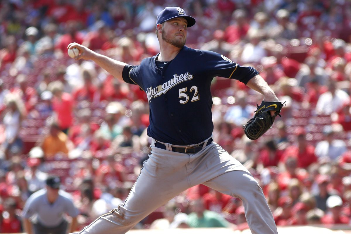 Jimmy Nelson is a key piece for the Brewers in 2016.