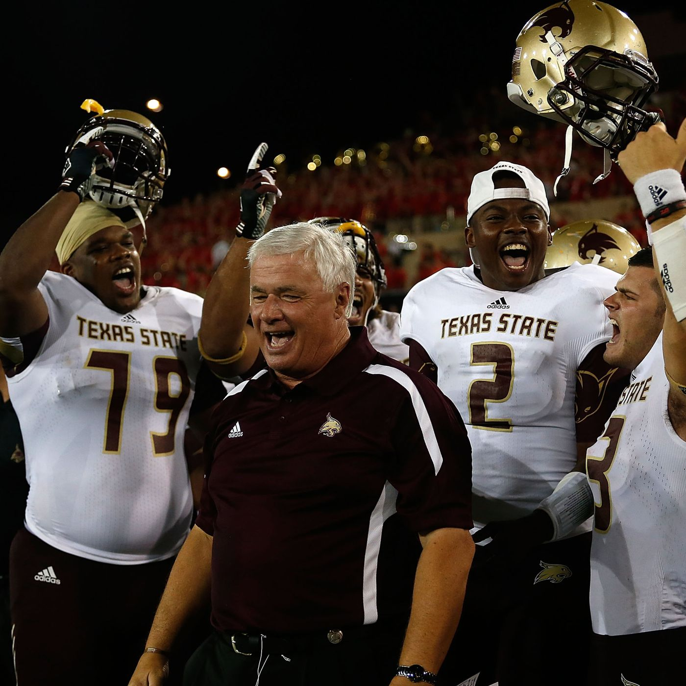 2013 Texas State football s 10 things to know  Year 2 s (reasonably) high  expectations 468ab0a85