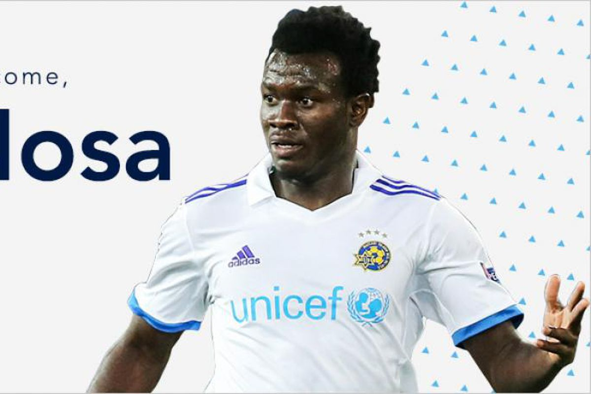 Image result for Vancouver Whitecaps sign Nigerian midfielder Nosa Igiebor
