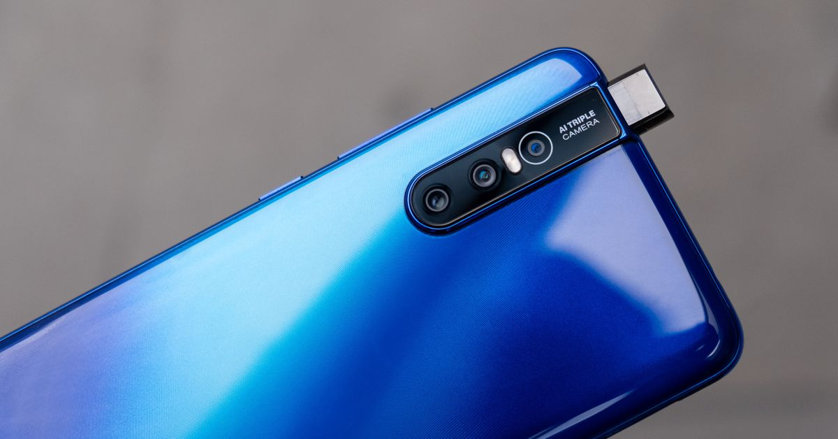 Vivo announces V15 Pro with no notch and 32-megapixel pop-up selfie camera
