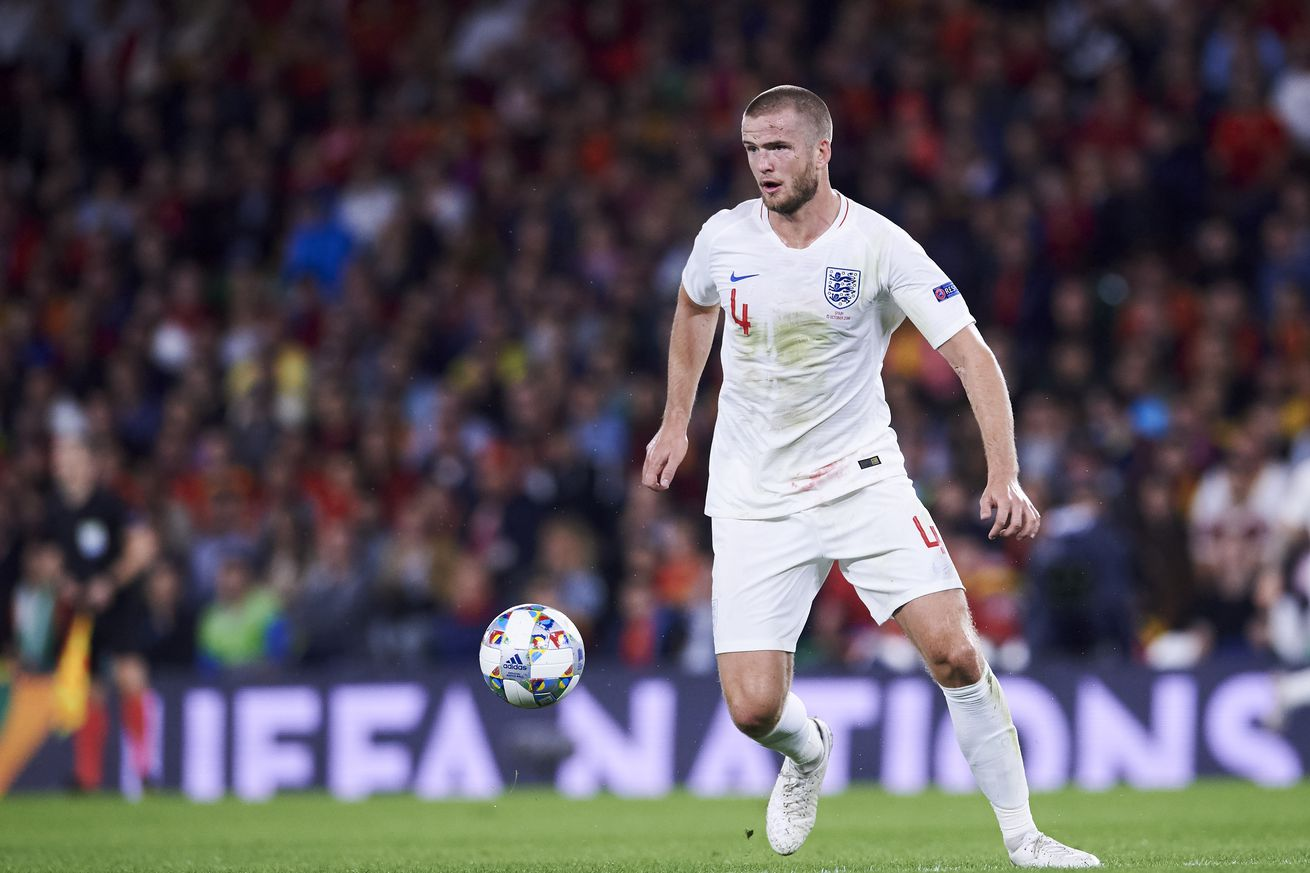 Eric Dier speaks about his controversial tackle on Sergio Ramos