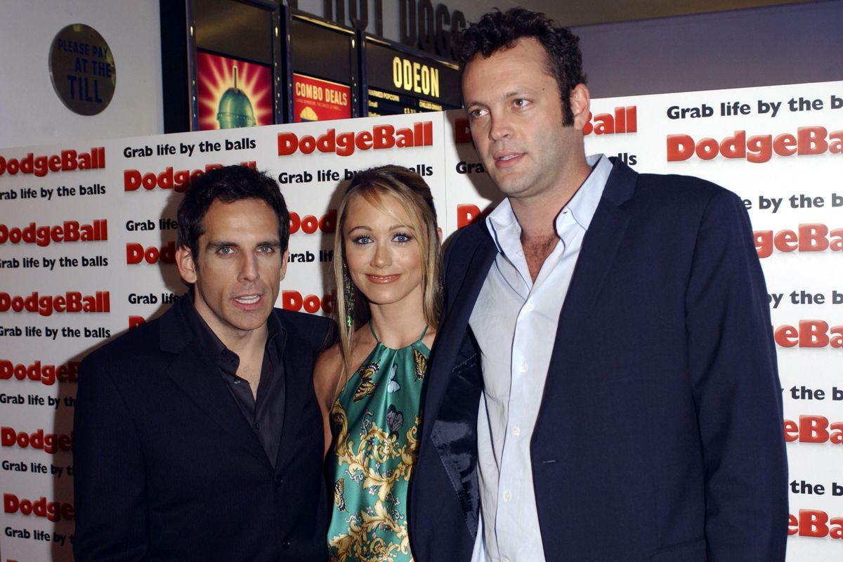 "UK Premiere Of ""Dodgeball: A True Underdog Story"" - Arrivals"