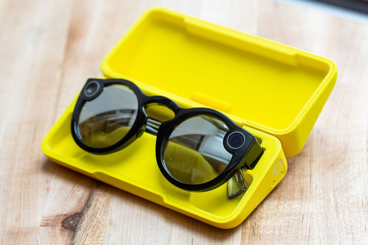 dc9df71e43 Snap s second-generation Spectacles are more grown up — and more ...