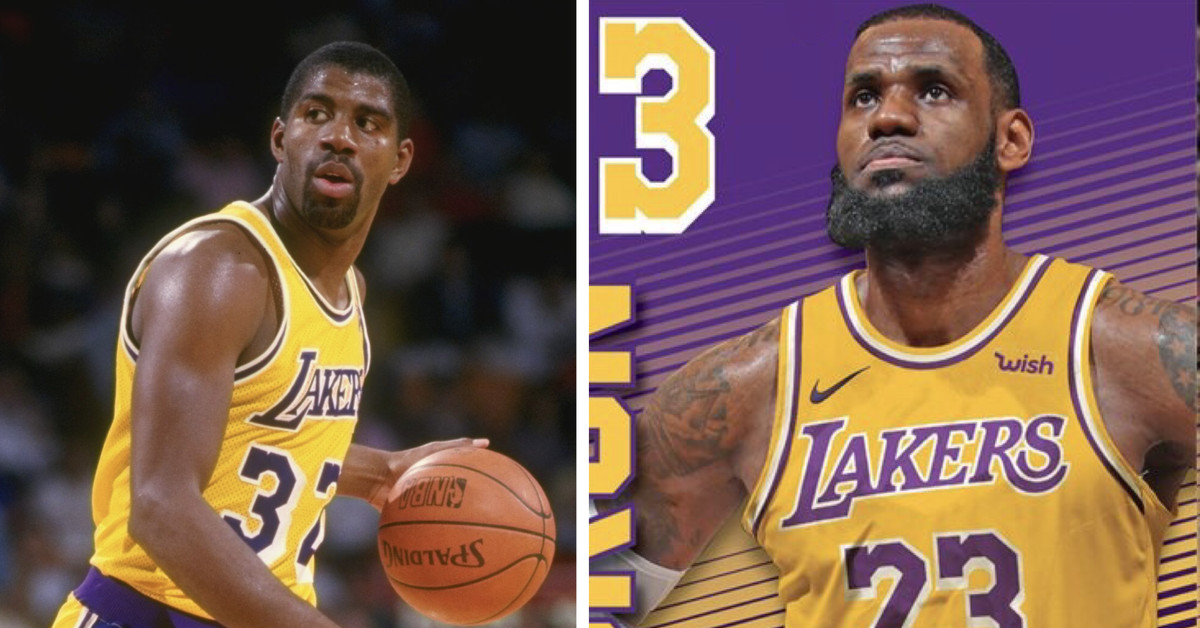 a46dbe9b0 After LeBron James signed with the Los Angeles Lakers