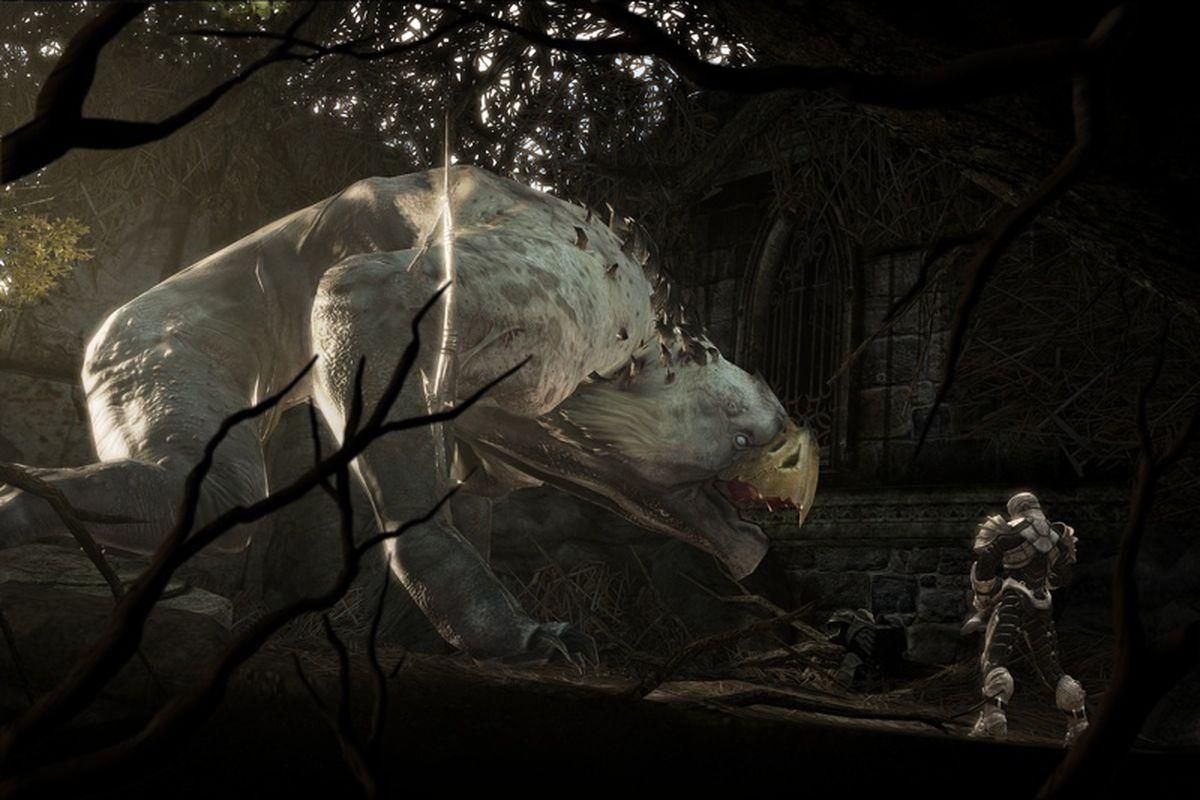 Gallery Photo: Infinity Blade 2: Vault of Tears screenshots