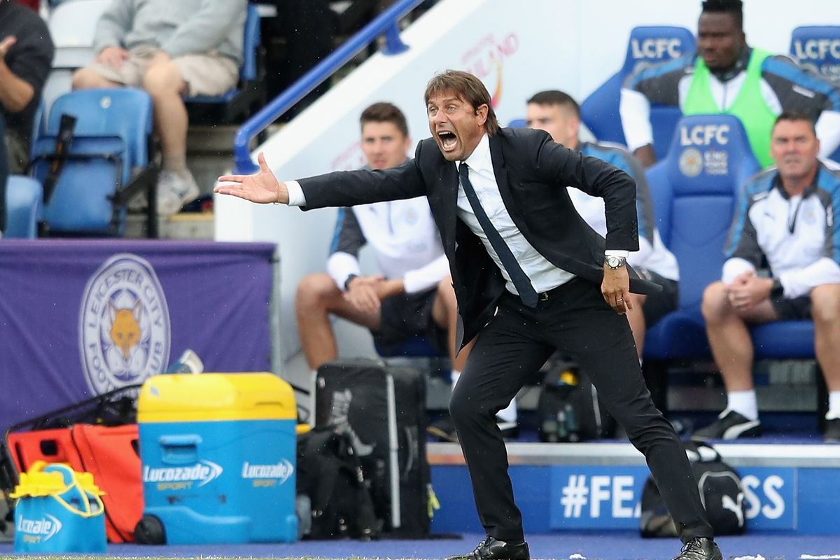 Antonio Conte enjoys perfect start to Chelsea's Champions League quest