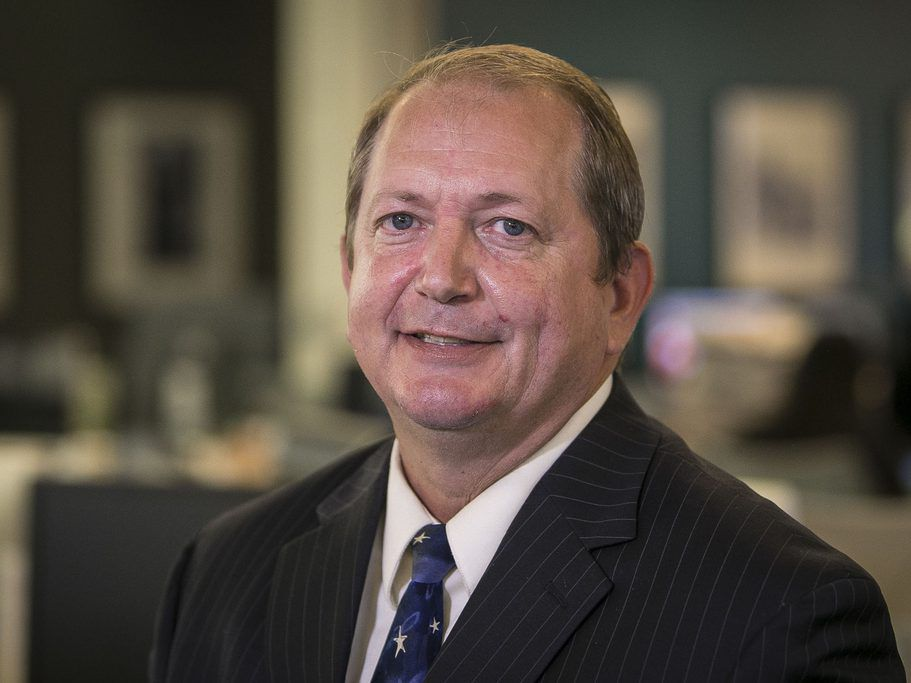 Tom Weber, Republican candidate for Illinois House in the 64th District, is endorsed. | Rich Hein/Sun-Times