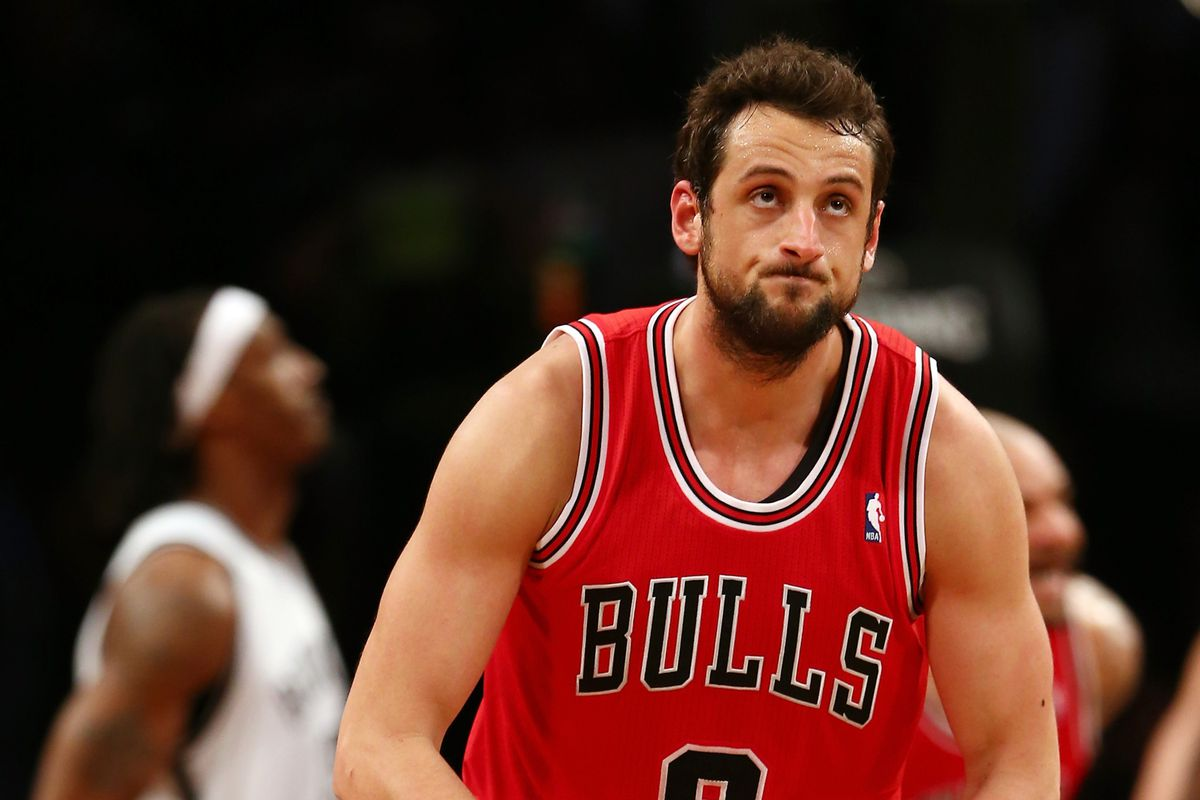 Marco Belinelli fined $15 000 for mimicking Sam Cassell dance