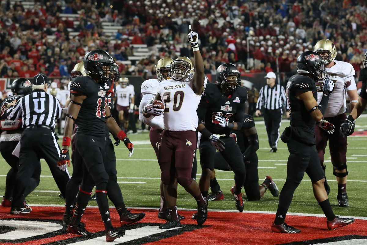Could Texas State could develop a rivalry with Sun Belt power Arkansas State?