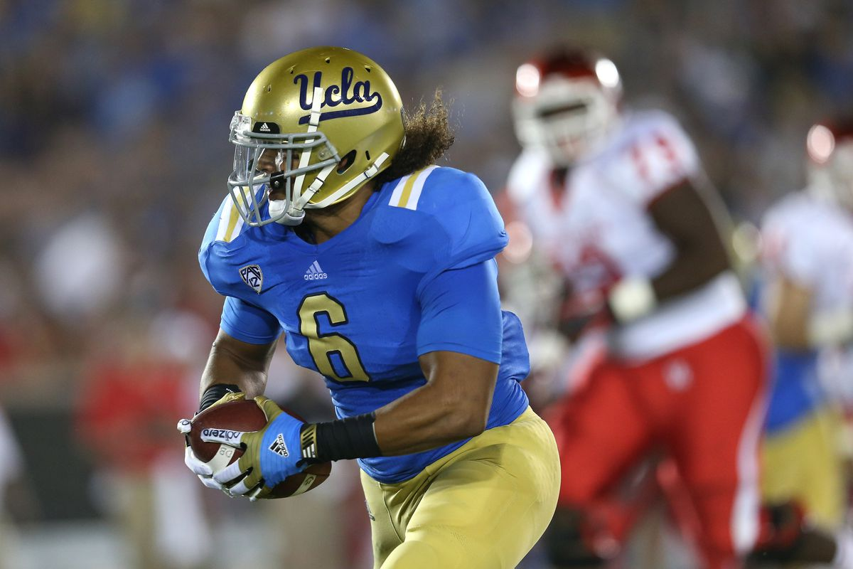 Eric Kendricks and the Bruin defense will be looking for turnovers this weekend.