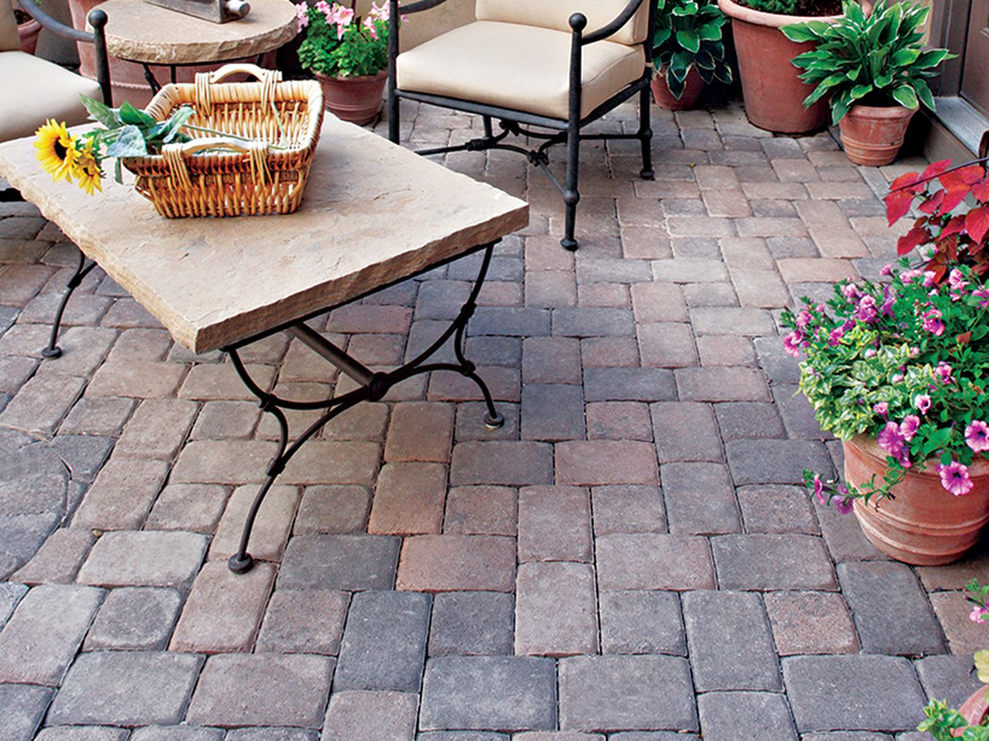 Diy Pathways And Patios This Old House