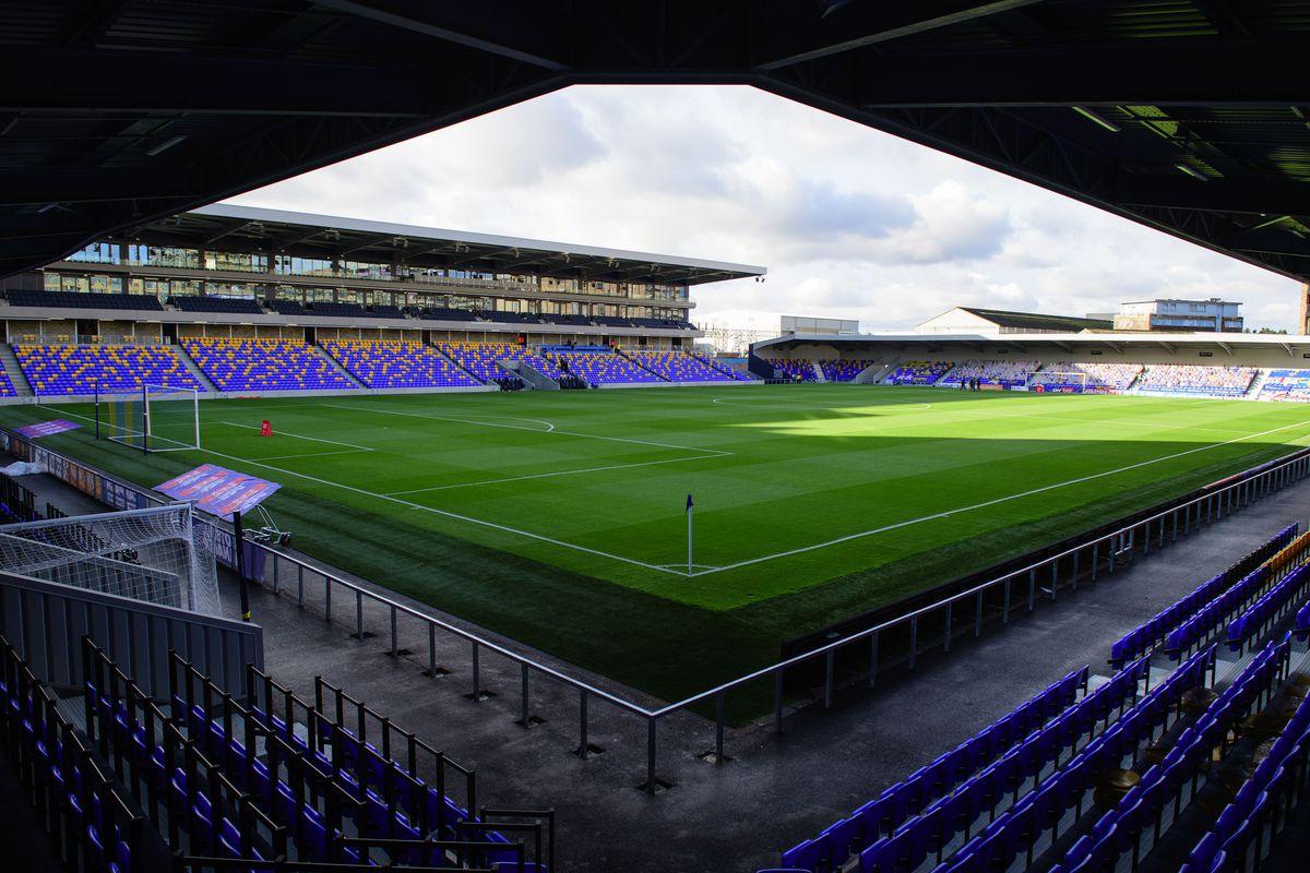 AFC Wimbledon v Lincoln City - Sky Bet League One