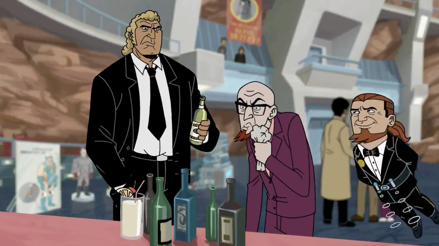 This Venture Bros  episode is the perfect thing to stream after