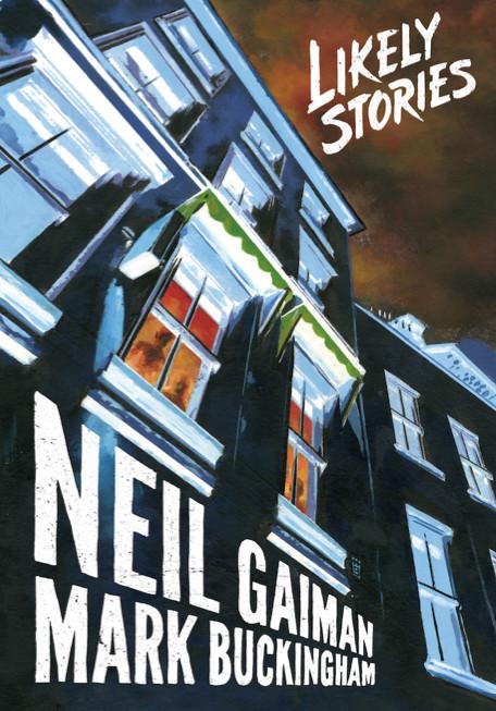 四个Neil Gaiman短篇小说正在获得图形小说处理